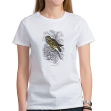 Night Owl Bird (Front) Tee