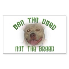 Anti-BSL custom Rectangle Decal