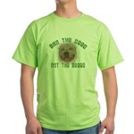 Anti-BSL custom Green T-Shirt