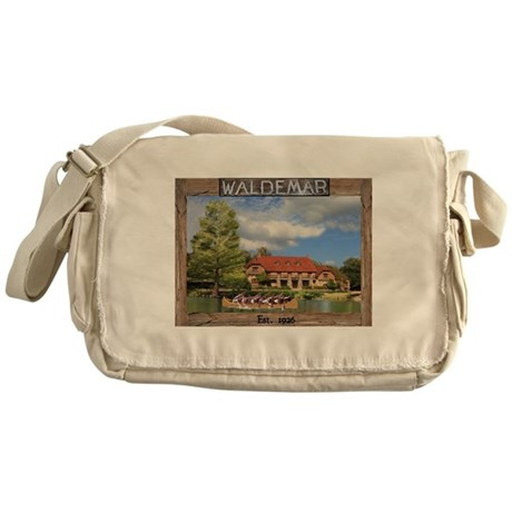 Waldemar Dining Hall Messenger Bag