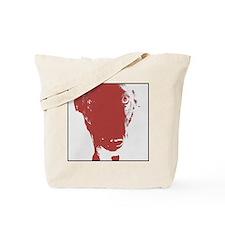 Red Bella Tote Bag