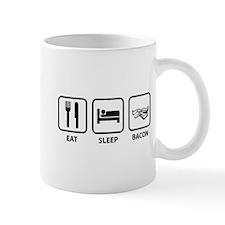Eat Sleep Bacon Mug