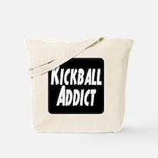 Kickball Addict Tote Bag