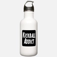 Kickball Addict Water Bottle