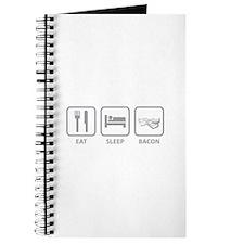 Eat Sleep Bacon Journal