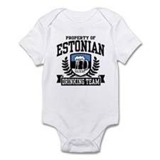 Estonian Drinking Team Infant Bodysuit