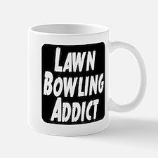 Lawn Bowling Addict Mug