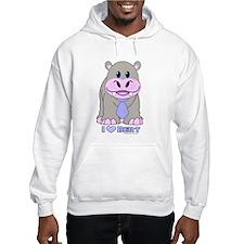 Bert The Hippo NCIS Hoodie