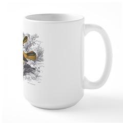 Tithy's Redstart Bird Mug