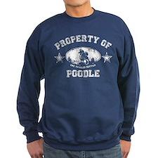 Poodle Jumper Sweater
