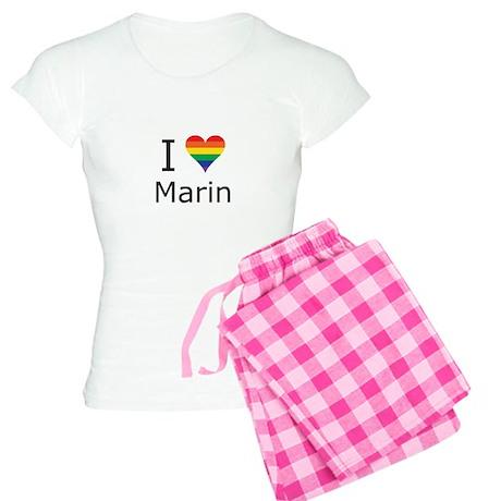 I Heart Marin Women's Light Pajamas