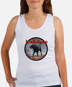 Lab Dogs Women's Tank Top