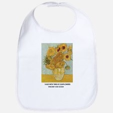 Vase with Twelve Sunflowers by Vincent van Gogh Bi