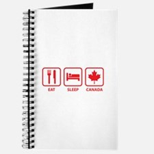 Eat Sleep Canada Journal
