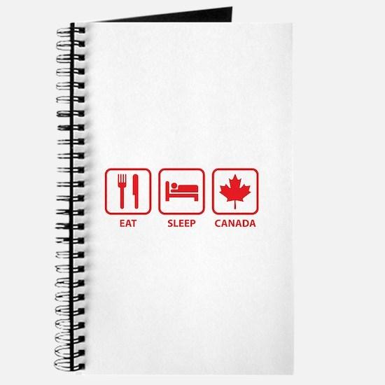 Eat Sleep Canada Journal
