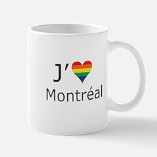 J'aime a Montreal Mug