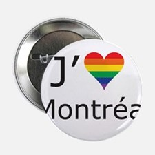 "J'aime a Montreal 2.25"" Button"