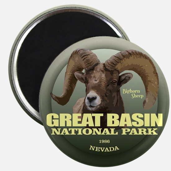 Great Basin NP Magnets