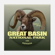 Great Basin NP Tile Coaster