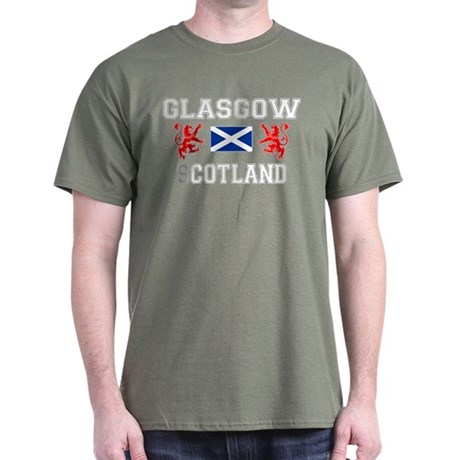 Glasgow Dark T-Shirt