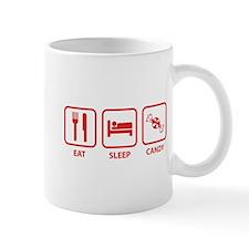Eat Sleep Candy Mug