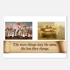 Unique Crusade Postcards (Package of 8)