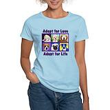 Animal rescue Women's Light T-Shirt