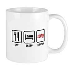 Eat Sleep Dexter Mug