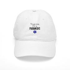Trust me Im a paramedic Baseball Baseball Cap