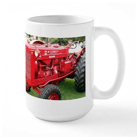 McCormick International Orchard Tractor Large Mug