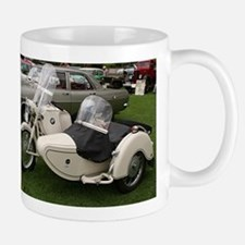 BMW Motorcycle with Sidecar Mug