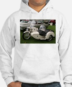 BMW Motorcycle with Sidecar Hoodie