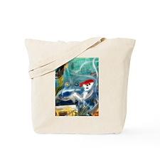 Pirate Mermaid Tote Bag