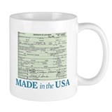 Made in usa Small Mugs (11 oz)