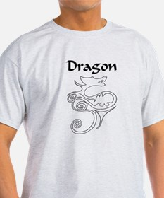 Tanya Dragon T-Shirt