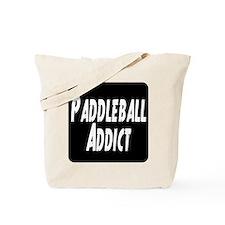 Paddleball Addict Tote Bag