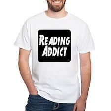 Reading addict Shirt