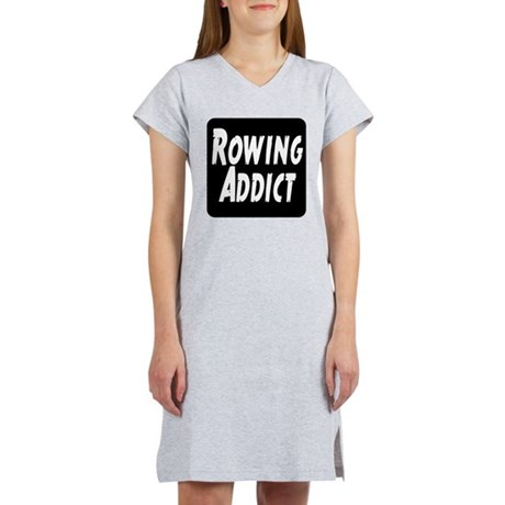 Rowing Addict Women's Nightshirt