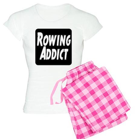 Rowing Addict Women's Light Pajamas