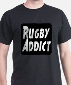 Rugby Addict T-Shirt