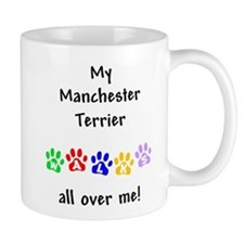Manchester Terrier Walks Mug