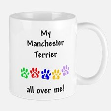 Manchester Terrier Walks Mug