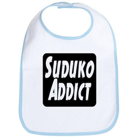 Suduko addict Bib