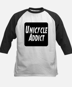 Unicycle Addict Tee