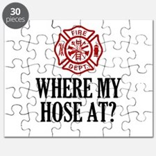 Where My Hose At? Puzzle