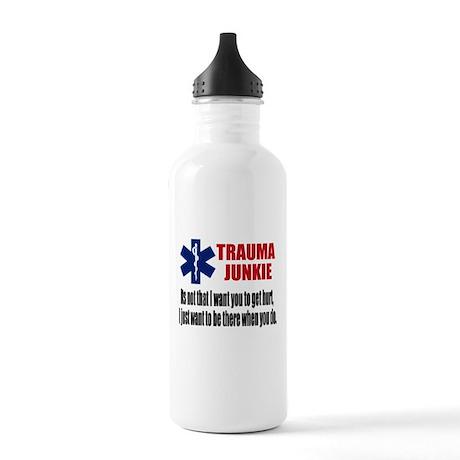 Trauma Junkie Stainless Water Bottle 1.0L