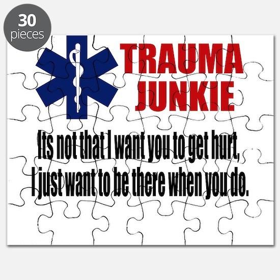 Trauma Junkie Puzzle