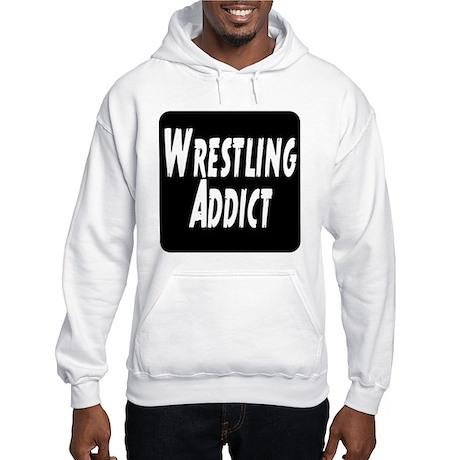 Wrestling Addict Hooded Sweatshirt