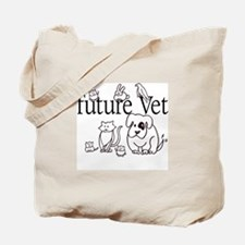 future Vet Tote Bag