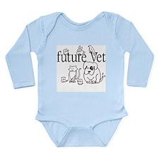 future Vet Onesie Romper Suit